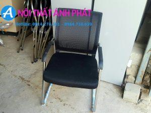 Thanh lý ghế chân quỳ lưng cong LG5009 mới