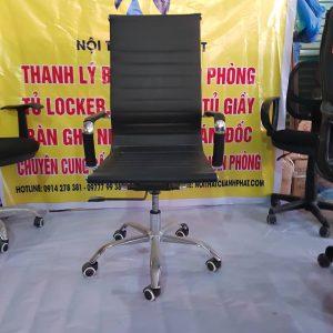 Ghế xoay da trưởng phòng nhập khẩu lgx901