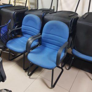 Thanh lý ghế chân quỳ Hòa Phát mới 90%
