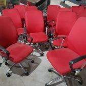 4a79222f96d3758d2cc2 169x169 - Thanh lý ghế xoay nỉ đỏ nhập khẩu mới 90%