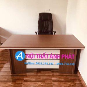 Thanh lý bàn giám đốc 1m6x80cm (BGD1600)