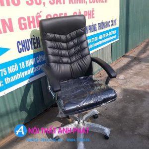 Thanh lý ghế da trường phòng – giám đốc GXGD1500