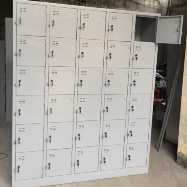 tủ locker 30 ngăn giá rẻ1