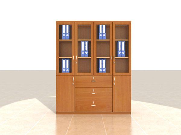 tủ kệ văn phòng thanh lý2