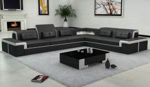Gợi ý mẫu sofa cho phòng khách nhỏ hẹp được nhiều người ưa thích