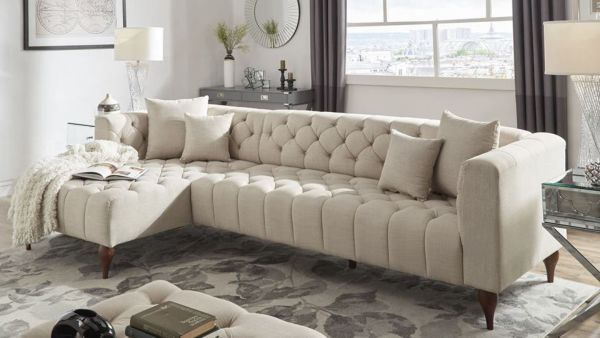Bật mí cách bố trí sofa trong phòng khách nhỏ ai ai cũng đều mê mẩn