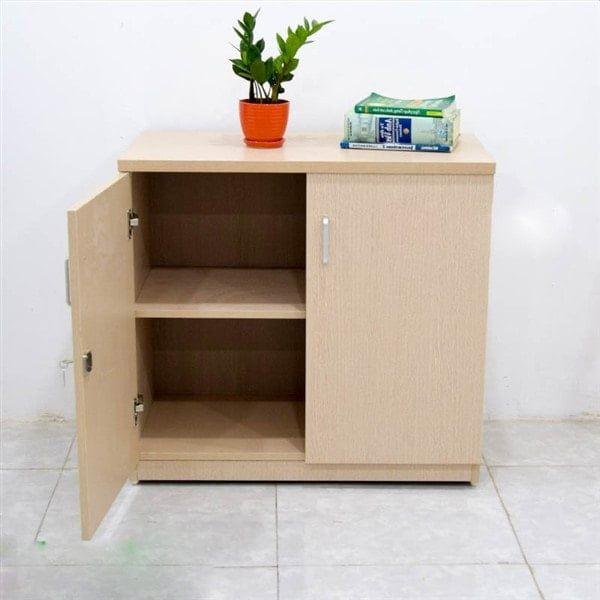 tủ hồ sơ bằng gỗ1