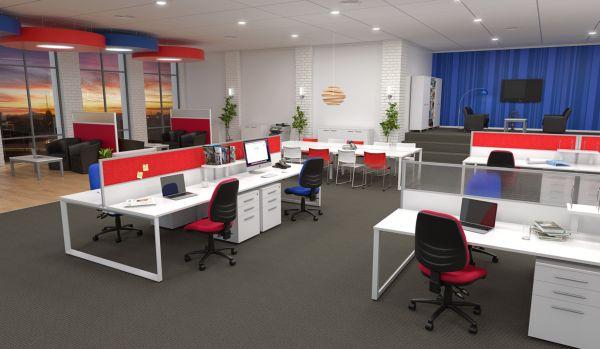 nội thất văn phòng tại Hà Nội 3