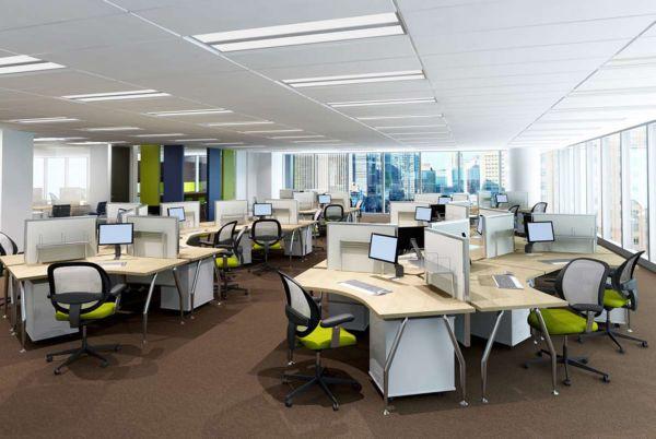 nội thất văn phòng tại Hà Nội 1