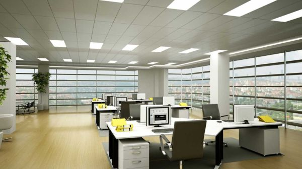 nội thất văn phòng tại Hà Nội 2
