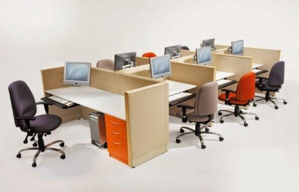 Bàn ghế văn phòng giá rẻ 2