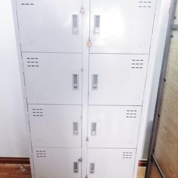 tủ locker thanh lý2