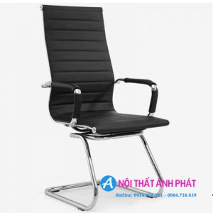 ghế chân quỳ da lưng cao mới