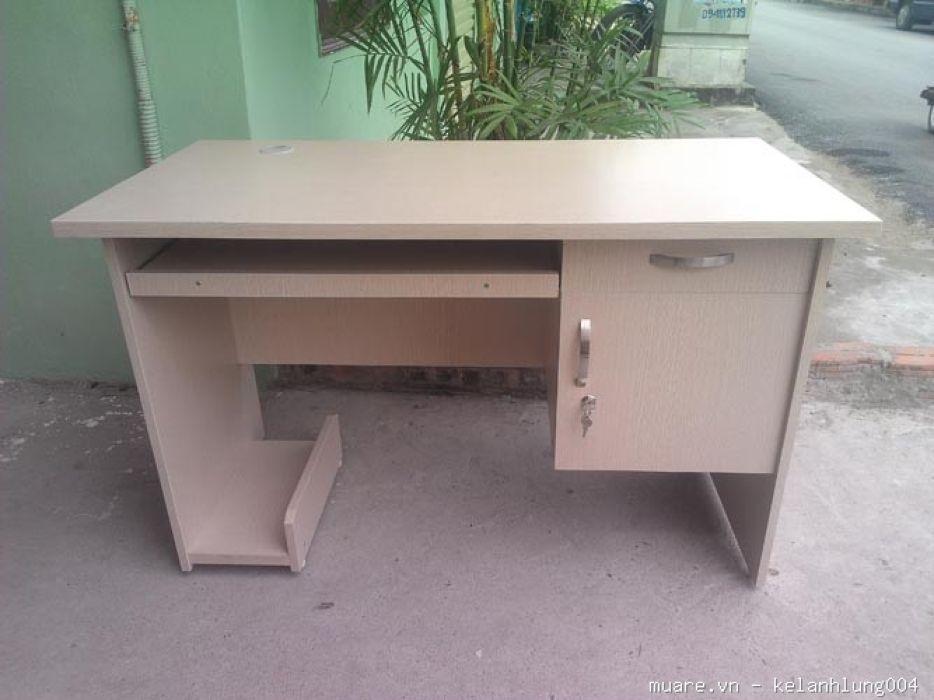 Những lí do khiến bàn làm việc có hộc tủ được ưa chuộng