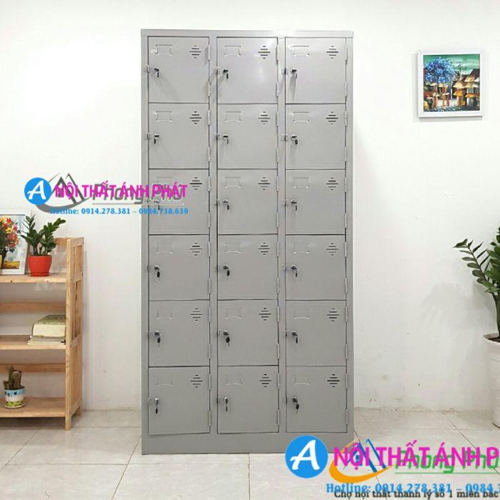 Kích thước tủ locker