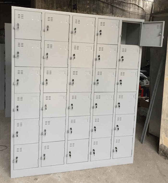 tủ locker hòa phát thanh lý