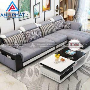Bộ bàn ghế sofa văn phòng giá rẻ uy tín