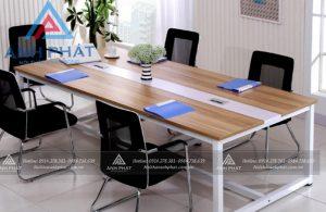 Bàn ghế phòng họp nhập khẩu Hà Nội chất lượng hiện đại
