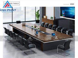 8+ Kiểu setup bàn ghế phòng họp hiện đại đang làm mưa làm gió trên thị trường