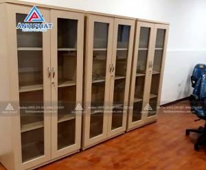 Lý do nên chọn tủ kệ hồ sơ văn phòng gỗ công nghiệp