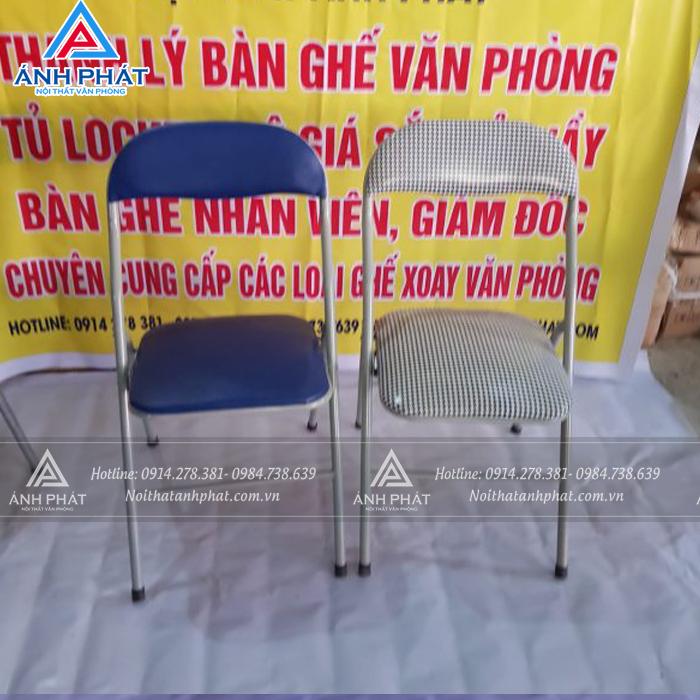 4 Tiêu chí quan trọng khi chọn mua ghế xếp văn phòng tại Hà Nội