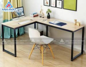 Cách vệ sinh và bảo quản bàn làm việc chân sắt chữ L đẹp