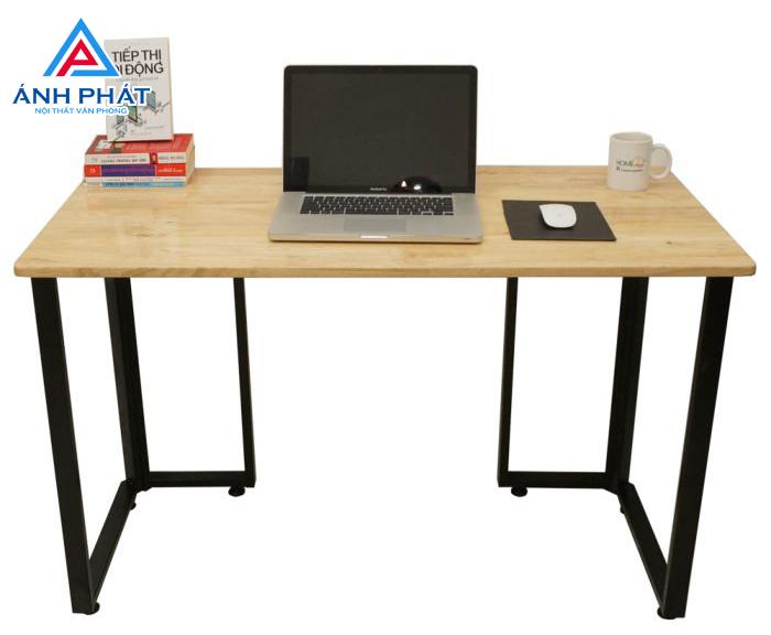 Hướng dẫn chọn bàn làm việc chân sắt chữ L giá rẻ theo nhu cầu