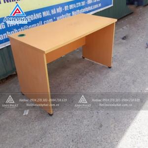 3 tiêu chí lựa chọn bàn làm việc nhân viên văn phòng bằng gỗ