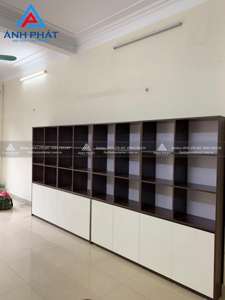 Bí quyết lựa chọn tủ kệ hồ sơ văn phòng phù hợp với không gian