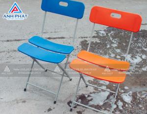 Nên mua ghế xếp văn phòng cũ giá rẻ chất liệu gì bền, đẹp ?