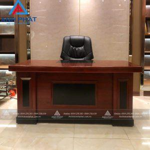 Tìm hiểu về dòng bàn ghế giám đốc giá rẻ làm bằng chất liệu da PU